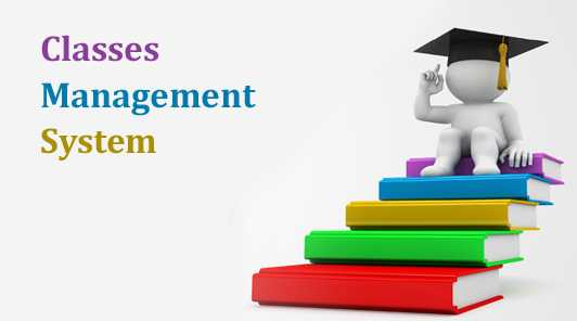 Classes Management Software